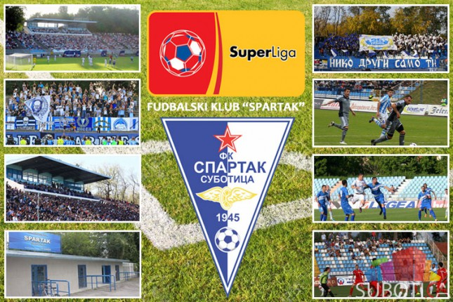 Fudbal: Poraz Spartaka od šampiona Srbije i lidera Superlige