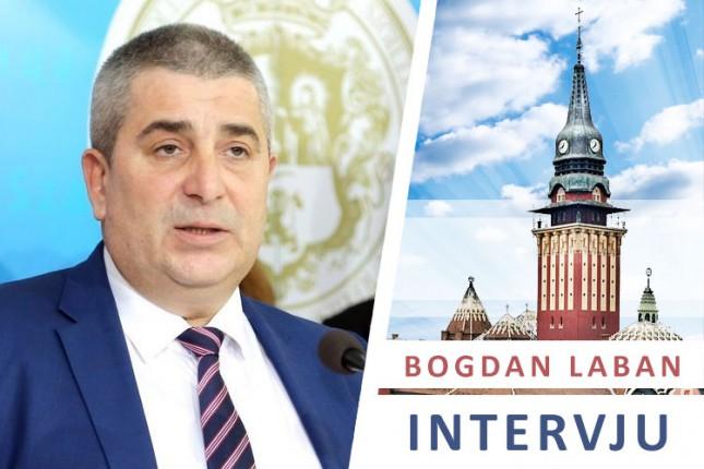 Intervju Bogdan Laban: Pred Suboticom je godina puna ulaganja