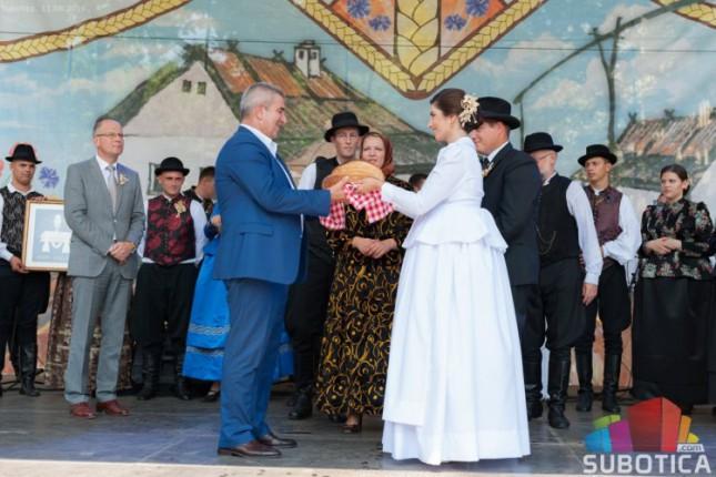 Održana Centralna svečanost proslave Dužijance