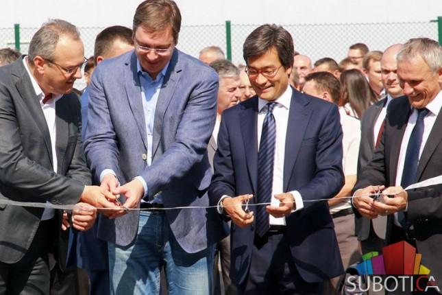 GrO SNS: Subotica je pogodno mesto za investiranje