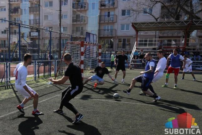 U toku prijave za Letnji turnir u Prvomajskoj