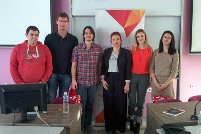 Studenti VTŠ-a osvojili treće mesto u finalu programerskog Hackathona