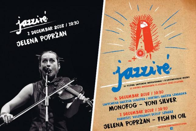 """Nakon festivala """"Desiré"""", njegov muzički pandan """"Jazziré"""""""