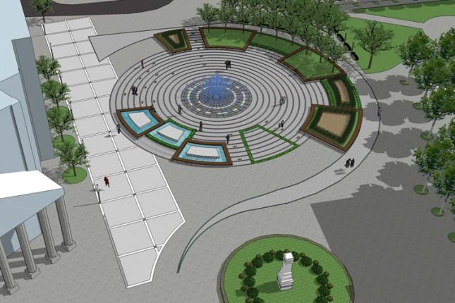Izabran izvođač za rekonstrukciju Trga i izgradnju fontane, vrednost radova više od milion evra