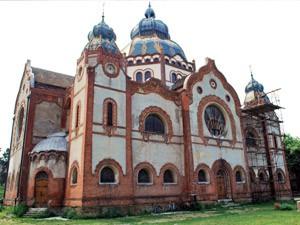 Prokišnjava subotička sinagoga