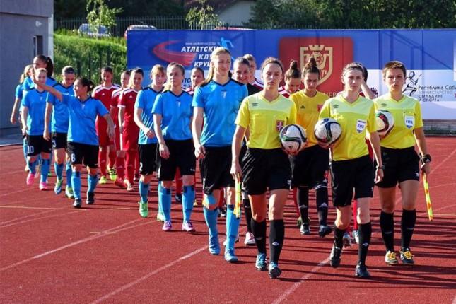 Fudbalerke Spartaka ubedljive na startu Superlige