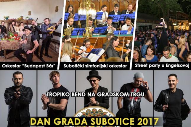 Počinje višednevni program proslave Dana Subotice 2017