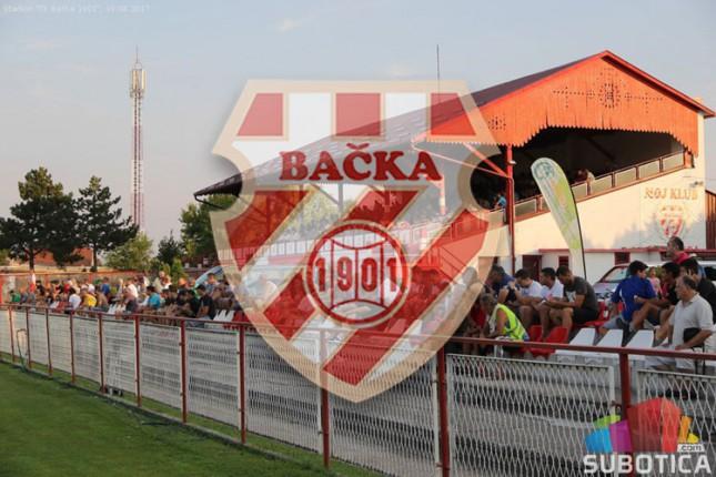 Fudbal: Bačka 1901 novu sezonu započela porazom od Vršca (3:0)