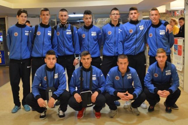 Futsaleri MESŠC-a savladali vršnjake iz Hrvatske (6:5)