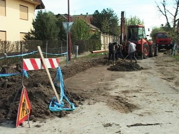 Novih 160 m kanalizacije na Paliću