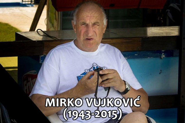 Preminuo Mirko Vujković, istaknuti sportista i sportski radnik