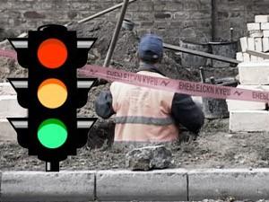 Novi semafor kod Medicinske škole