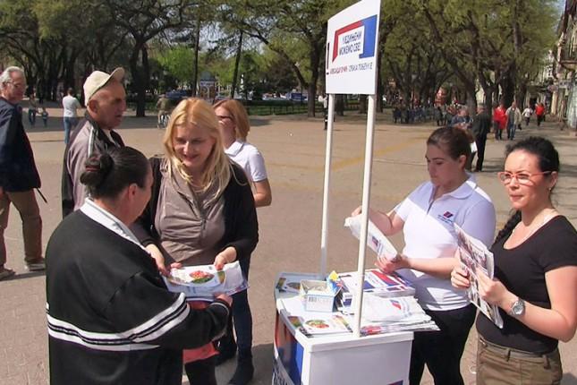 Unija žena SNS obeležila Svetski dan zdravlja