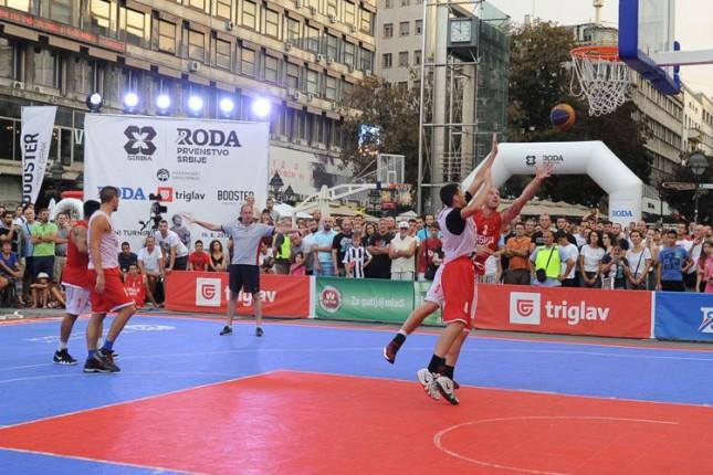 """Ekipa """"Subotica 3x3"""" vicešampion Srbije u basketu"""