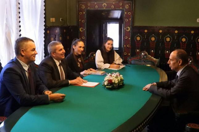 Ambasador Kipra posetio Suboticu