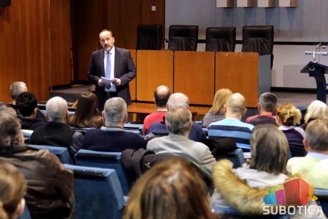 """Janković: Subotica ima agilnog ombudsmana, najviše pritužbi na """"ćutanje"""" administracije"""