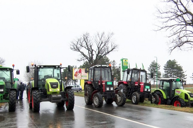 Treća nedelja protesta poljoprivrednika