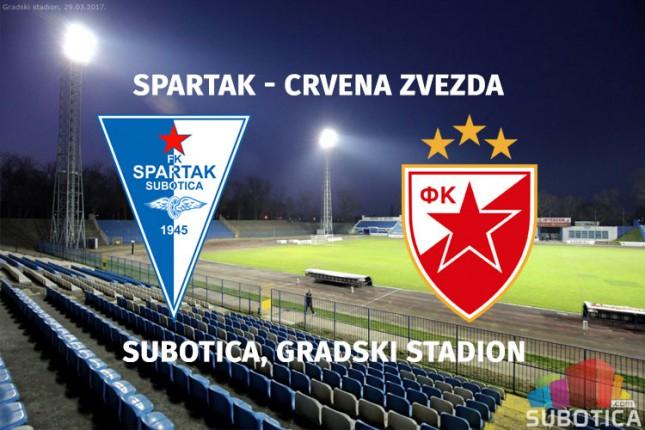 Fudbal: Spartak dočekuje Zvezdu u subotu, počela prodaja ulaznica
