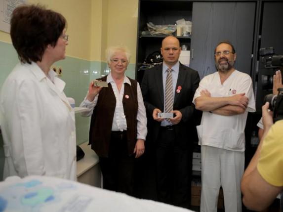 Donacije NIS-a i Agroposlova subotičkoj bolnici