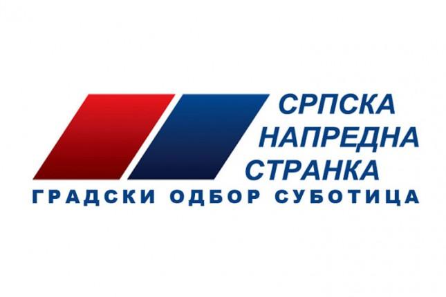 SNS Subotica: Nasilje neće proći