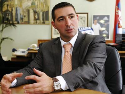 Oliver Dulić kandidat za gradonačelnika?