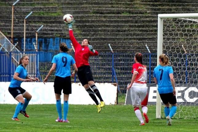 Fudbalerke Spartaka odigrale nerešeno sa Vojvodinom (2:2)