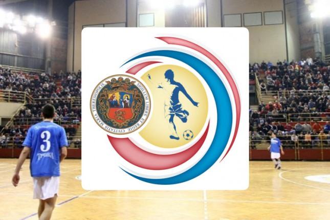 Četvrtfinalni mečevi Novogodišnjeg turnira u malom fudbalu u petak