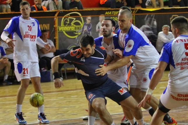 Rukometaši Spartaka savladali Jugović (33:31)