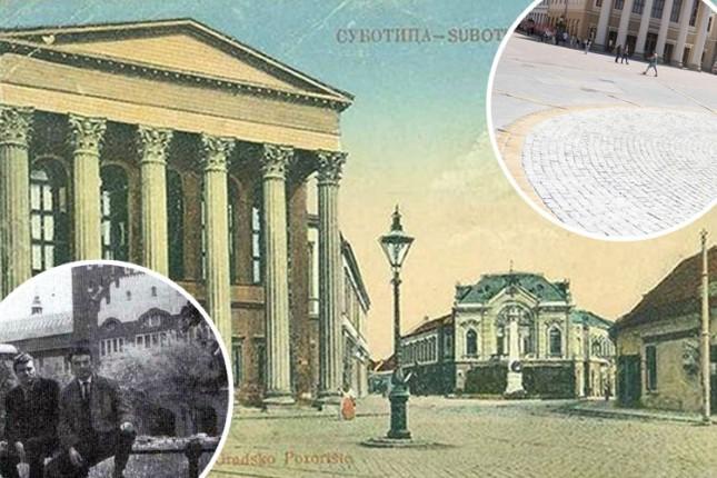 "Urbane legende centra grada – Majmun plac, ""sedmi stub"", sunčani sat"