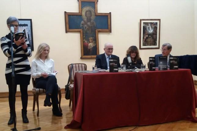 Održana promocija romana i zbirke pesama Sime B. Golubovića