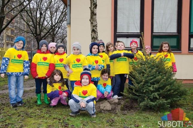 Euro Petrol učestvuje u odrastanju najmlađih Subotičana