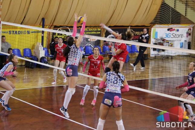 Odbojkašice Spartaka na završnom turniru Kupa Srbije
