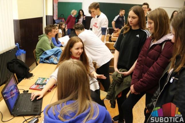Gimnazija otvorila vrata budućim srednjoškolcima