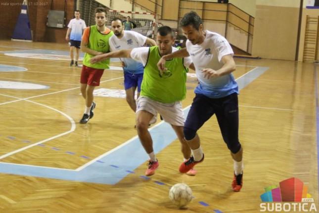 Završen 2. dan Novogodišnjeg turnira u malom fudbalu