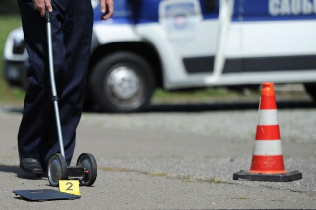 U jedanaest saobraćajnih nezgoda jedna osoba lakše povređena