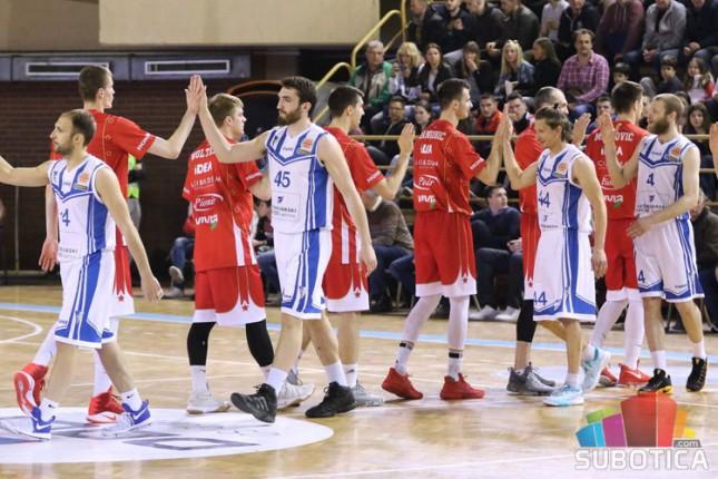 Košarkaši Spartaka u ponedeljak gostuju Crvenoj zvezdi