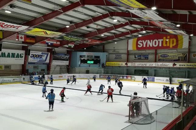 Počele pripreme hokejaša Spartaka