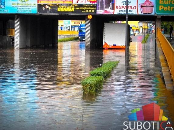 Sprečavanje poplava uz pomoć kredita