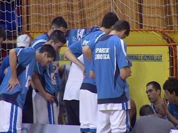 Prva pobeda košarkaša Spartaka u novoj sezoni