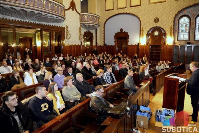 Dodelom nagrada pobednicima literarnog konkursa obeležen Dan ljudskih prava