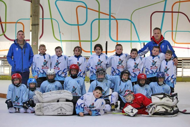Hokejaši Spartaka uspešni na turniru u Novom Sadu