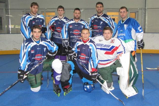 """HK """"Spartak"""" uspešno organizovao međunarodni turnir u hokeju na rolerima"""