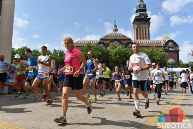 Uspešna premijera Subotičkog polumaratona