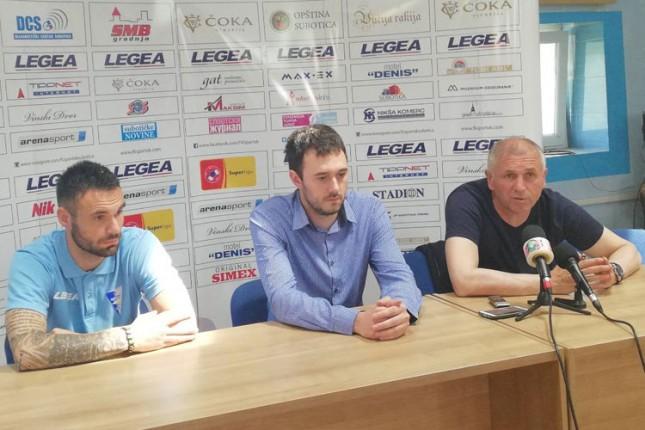Fudbal: Spartak u sredu dočekuje Napredak, kapije stadiona širom otvorene