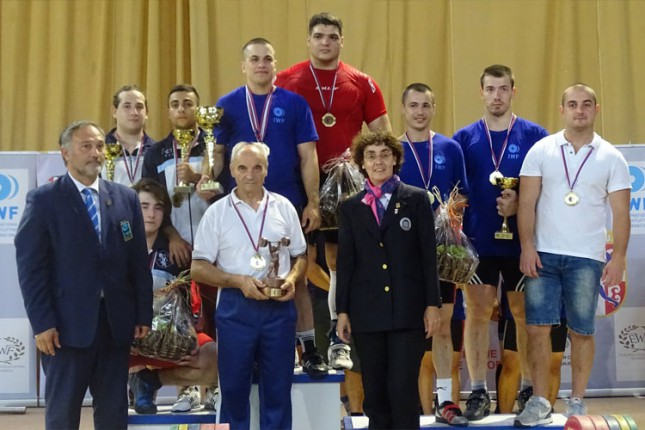 Dizanje tegova: Spartak pobednik 33. Kupa Subotice