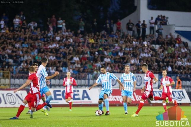 Fudbal: Spartak poražen od Crvene zvezde posle preokreta (2:3)