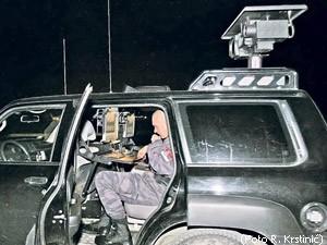 Srbi brane granice Šengena
