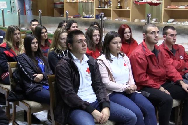 Mladi volonteri Crvenog krsta boravili u Subotici
