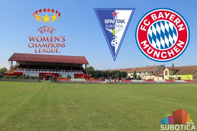 Fudbal: Liga šampiona dolazi u Suboticu! Spartak dočekuje Bajern na stadionu kraj Somborske kapije