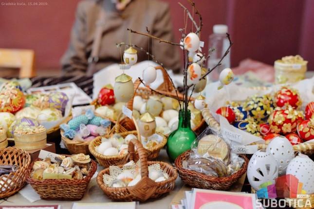 Otvorena tradicionalna uskršnja izložba